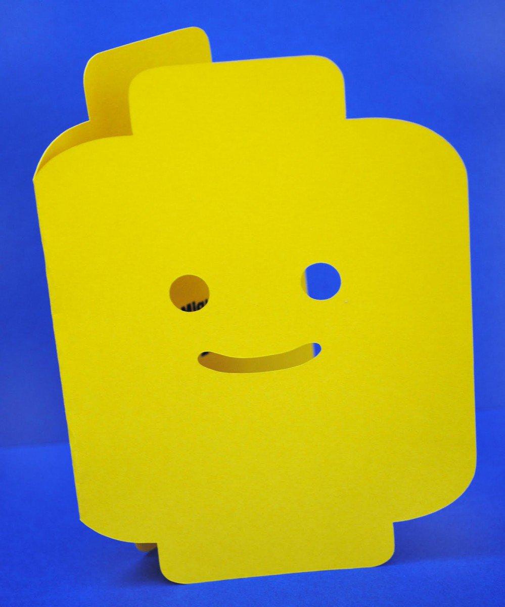 Printable Lego Invitations 2017