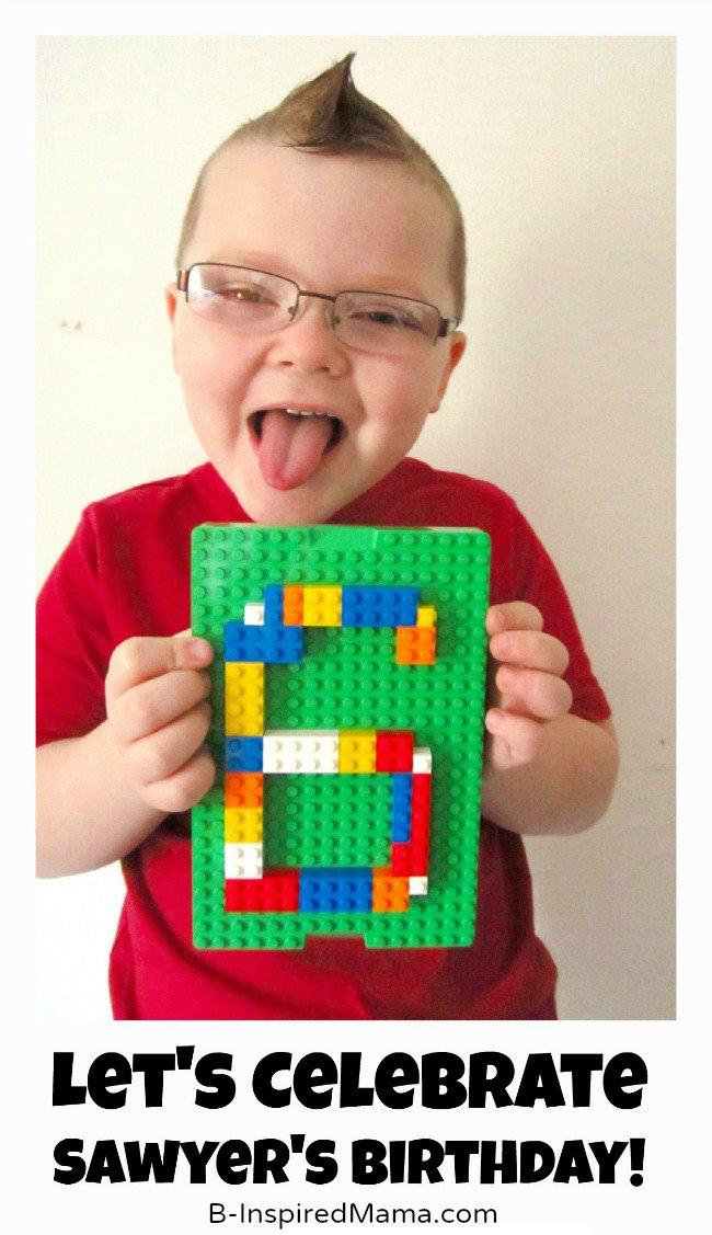 Printable Lego Invitations 2018