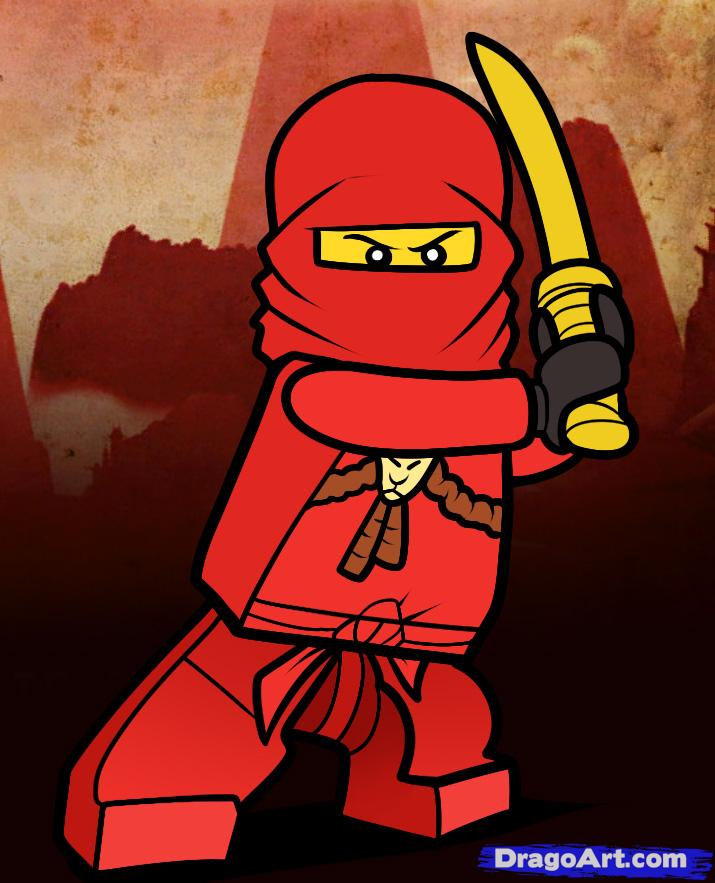Printable Lego Ninjago Party Invitations Ideas – Ninjago Party Invitations