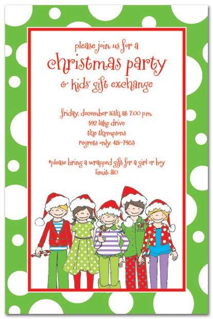 Printable Party Invitations Kids 2017