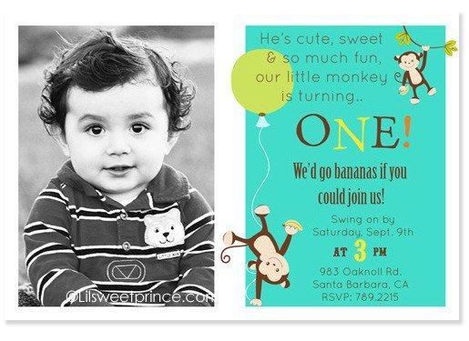 Printable Prince 1st Birthday Invitations 2015