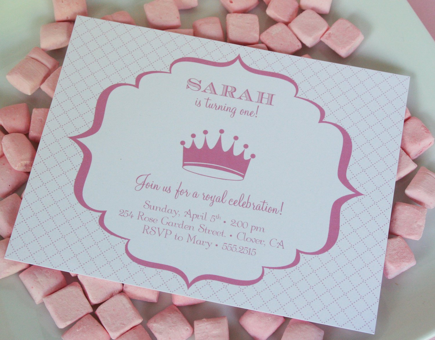 Printable Princess Invitations Birthday Parties