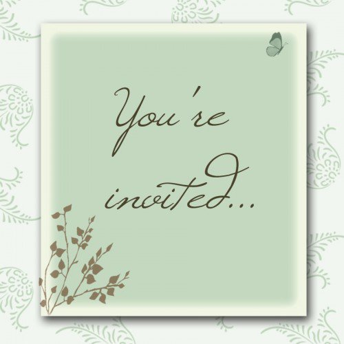 Printable Rehearsal Dinner Invitation Template 2018