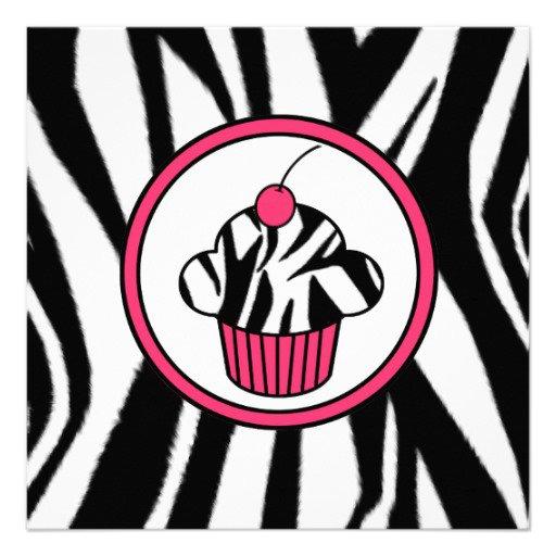 Printable Zebra Print Birthday Invitations Free 2018