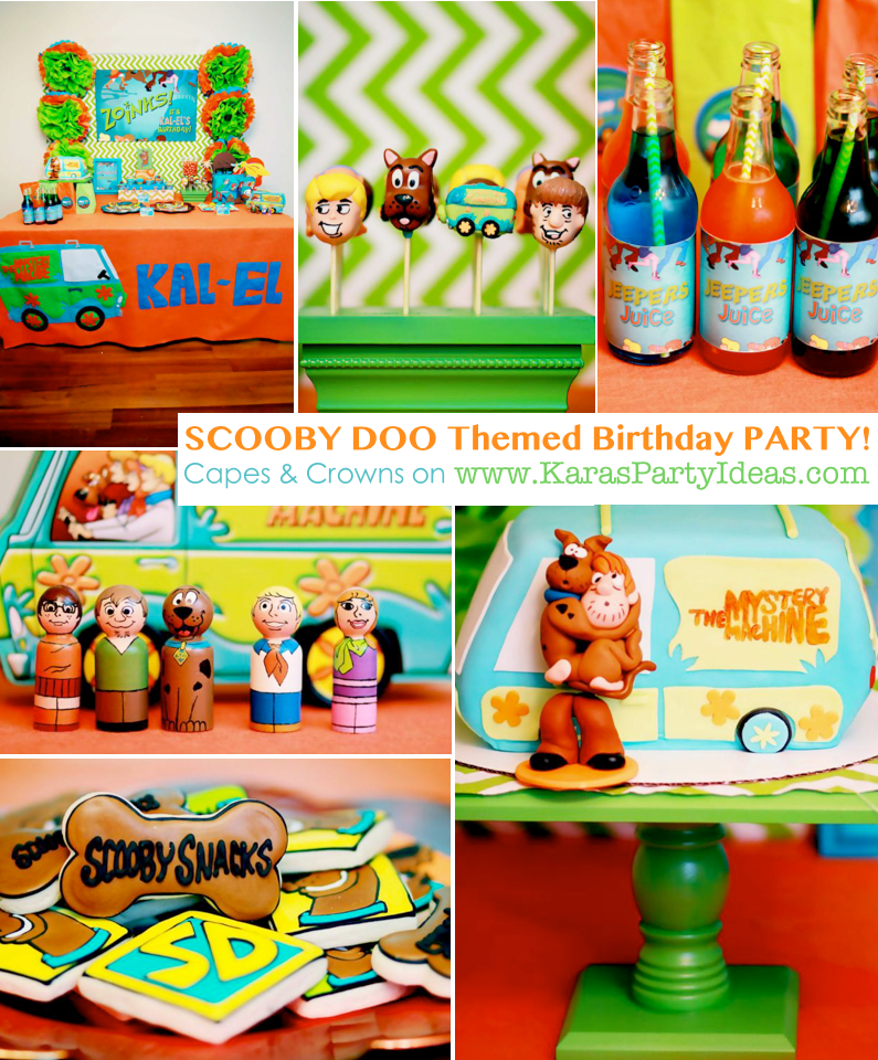 Scooby Doo Invitations Printable Free 2017