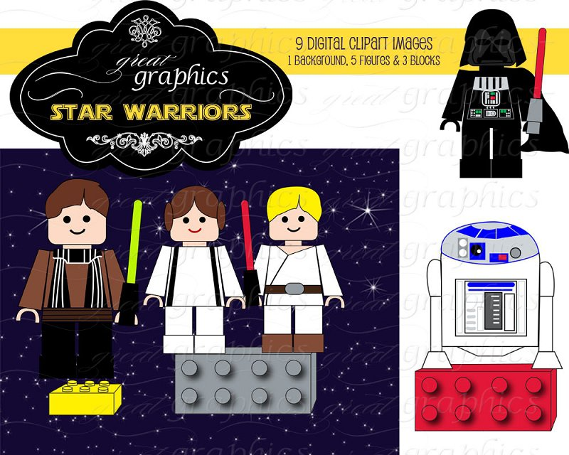 Star Wars Lego Invitations Printable Free 2018