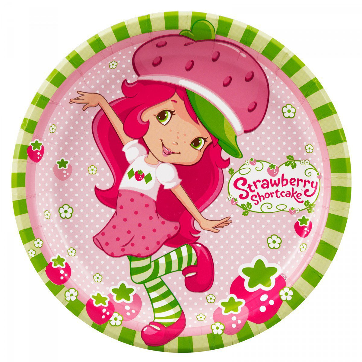 Strawberry Shortcake Free Printable Birthday Invitations 2015