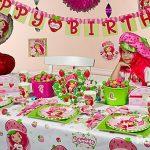 Strawberry Shortcake Printable Birthday Invitations 2018