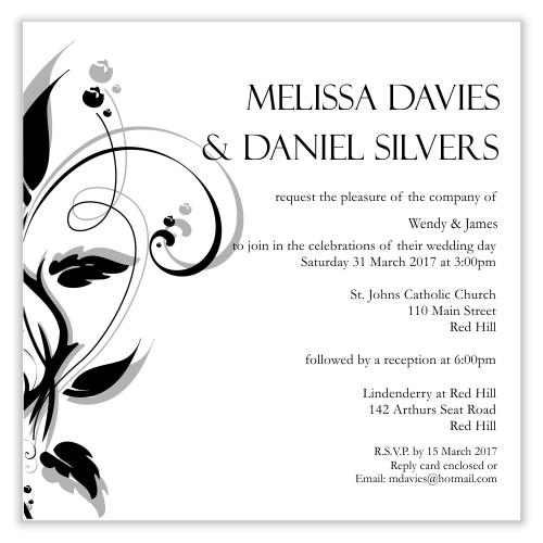 Wedding Invitations Printable Templates 2017