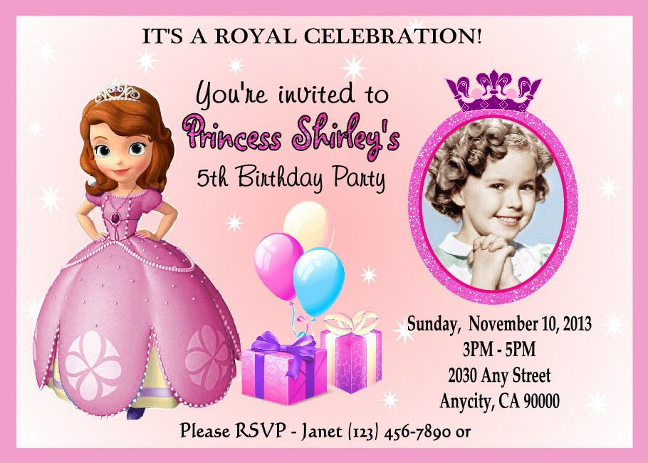 39;s First Birthday Invitations Printable