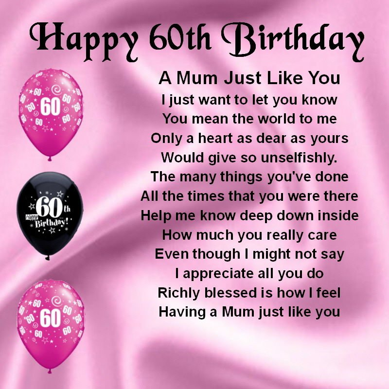 60th Birthday Ideas For Mom And Dad