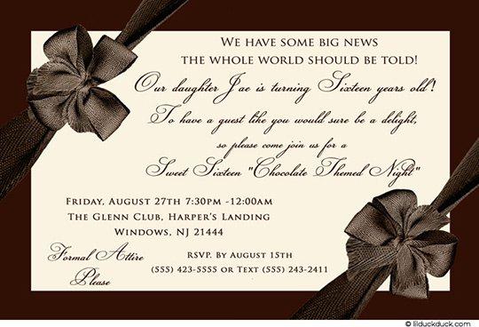 75th Birthday Invitation Wording Ideas