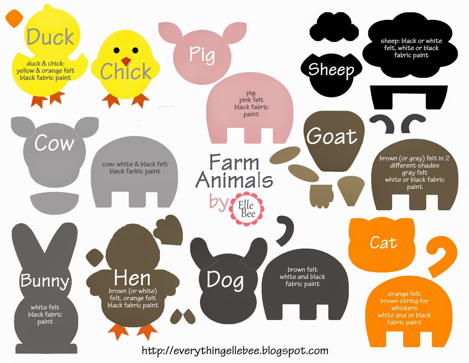 Animal Print Party Printables
