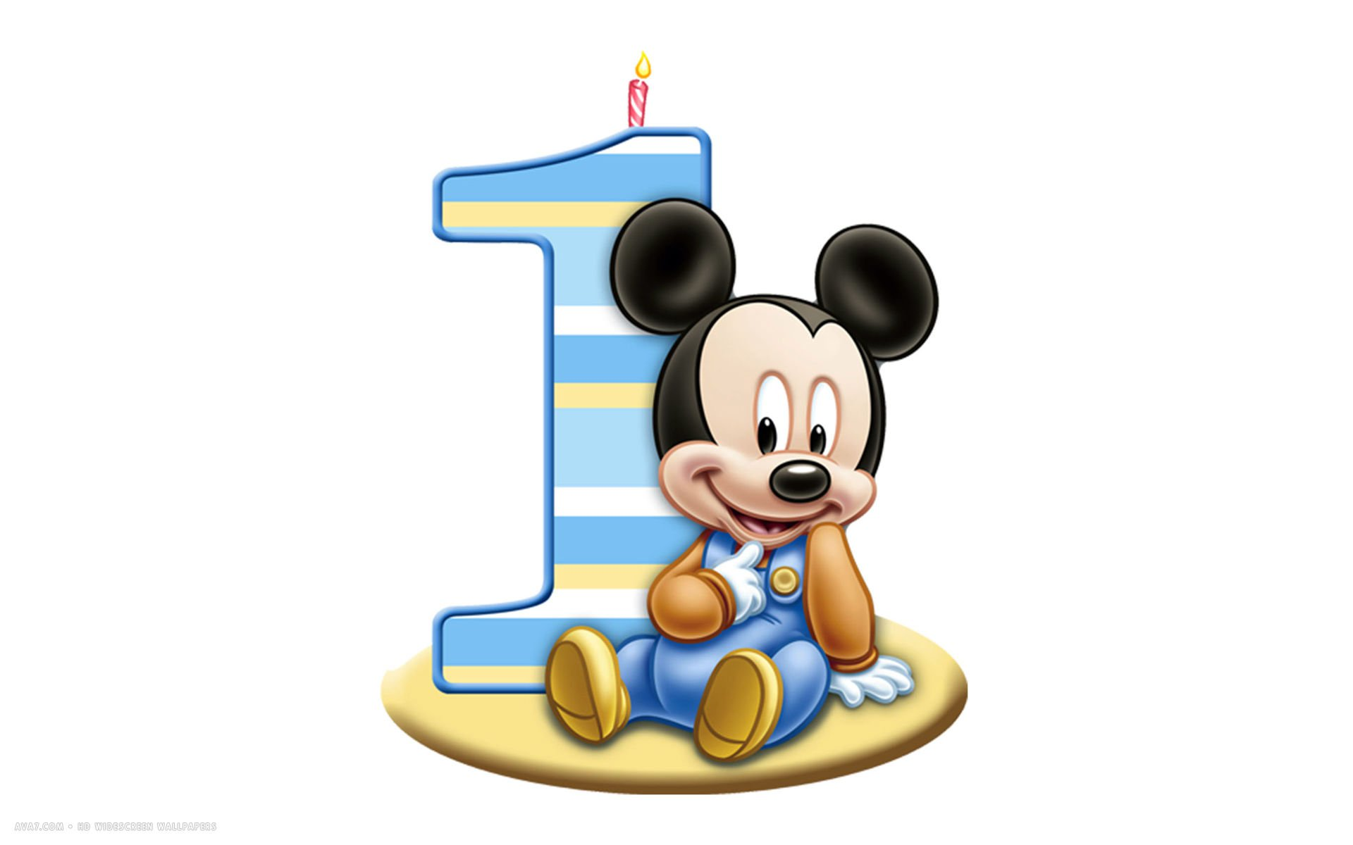 Baby Mickey Mouse Clip Art