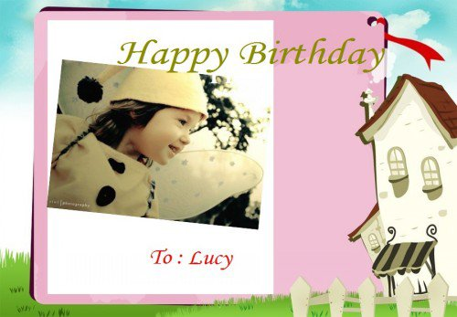 Birthday Card Maker Template