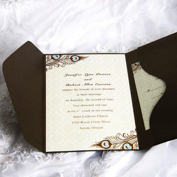 Brown Paper Invitations Uk