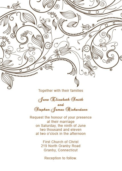 Cancer Party Printable Invitation Templates