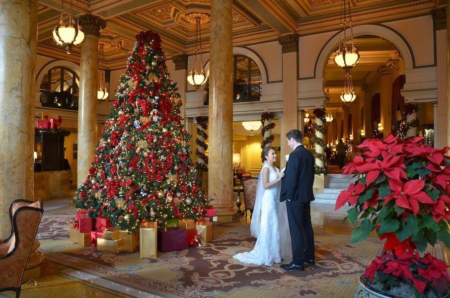 Christmas Wedding Invitations Pinterest