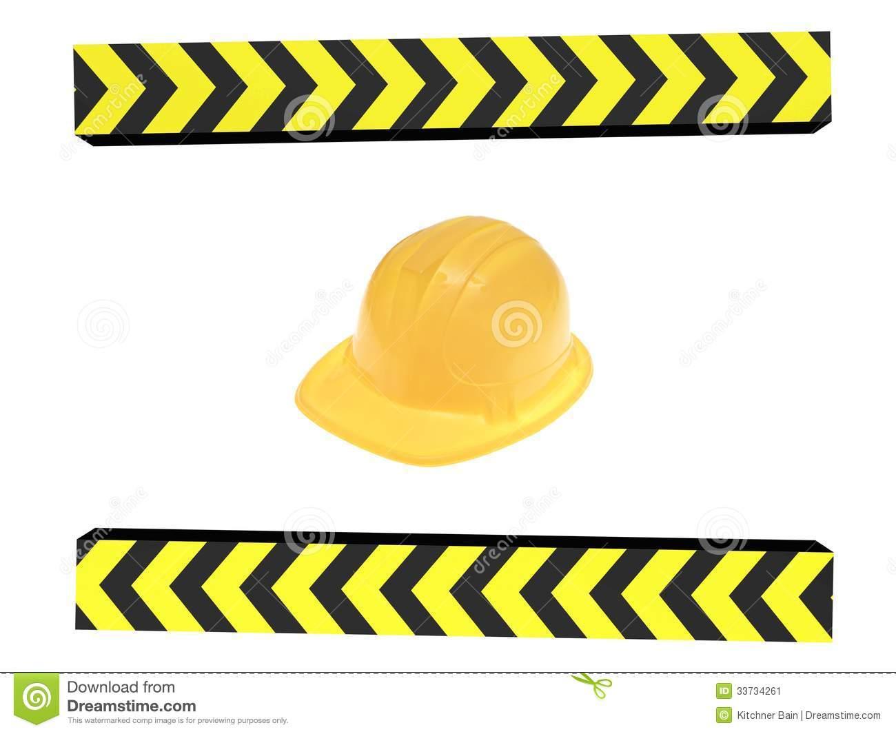 Construction Border Clip Art