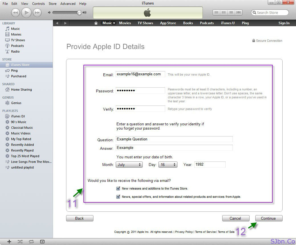 Create Apple Id Account Free
