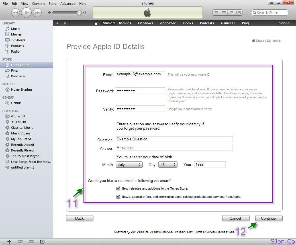 Create Apple Id Account Free