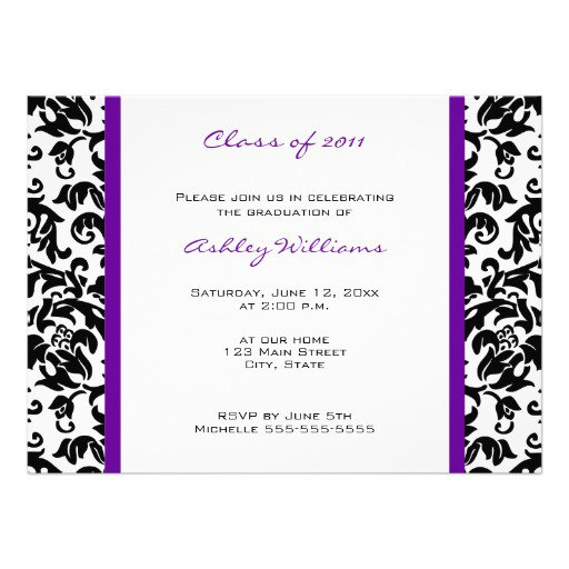 Create Your Own Free Graduation Announcements