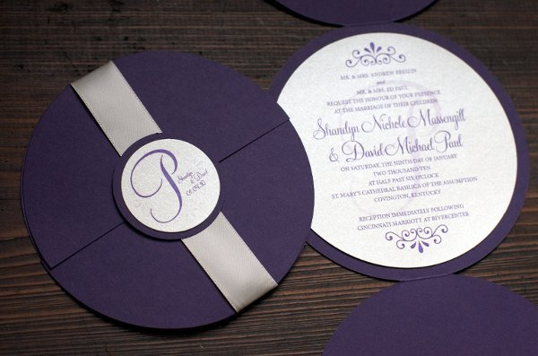 Creative Wedding Invitations Ideas