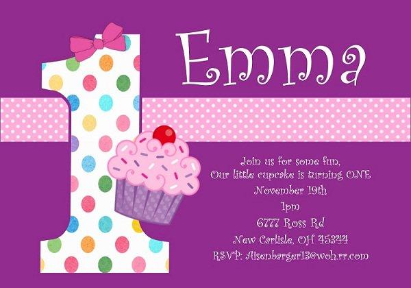 Cute Birthday Party Invitation Wording