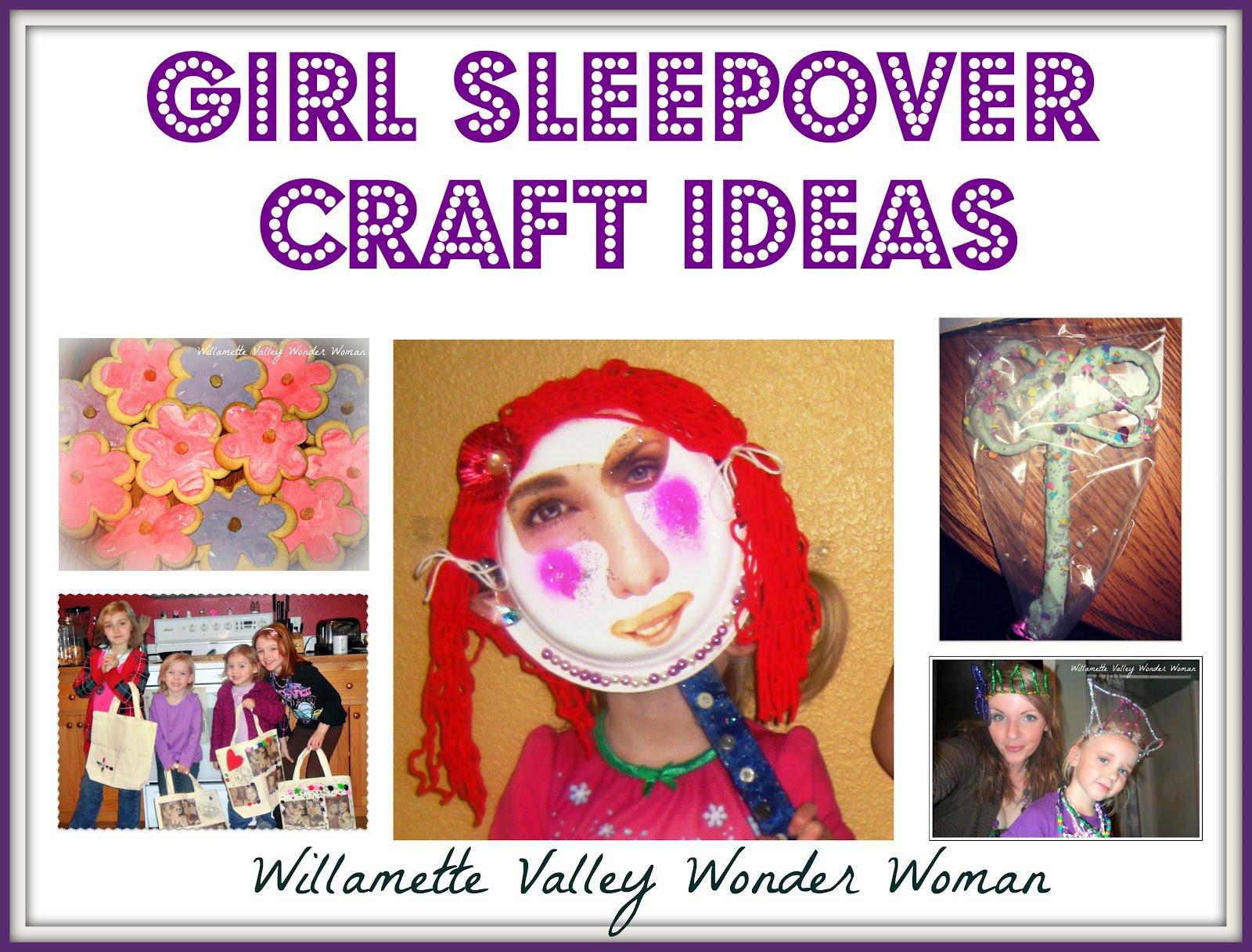 Cute Sleepover Invitation Ideas