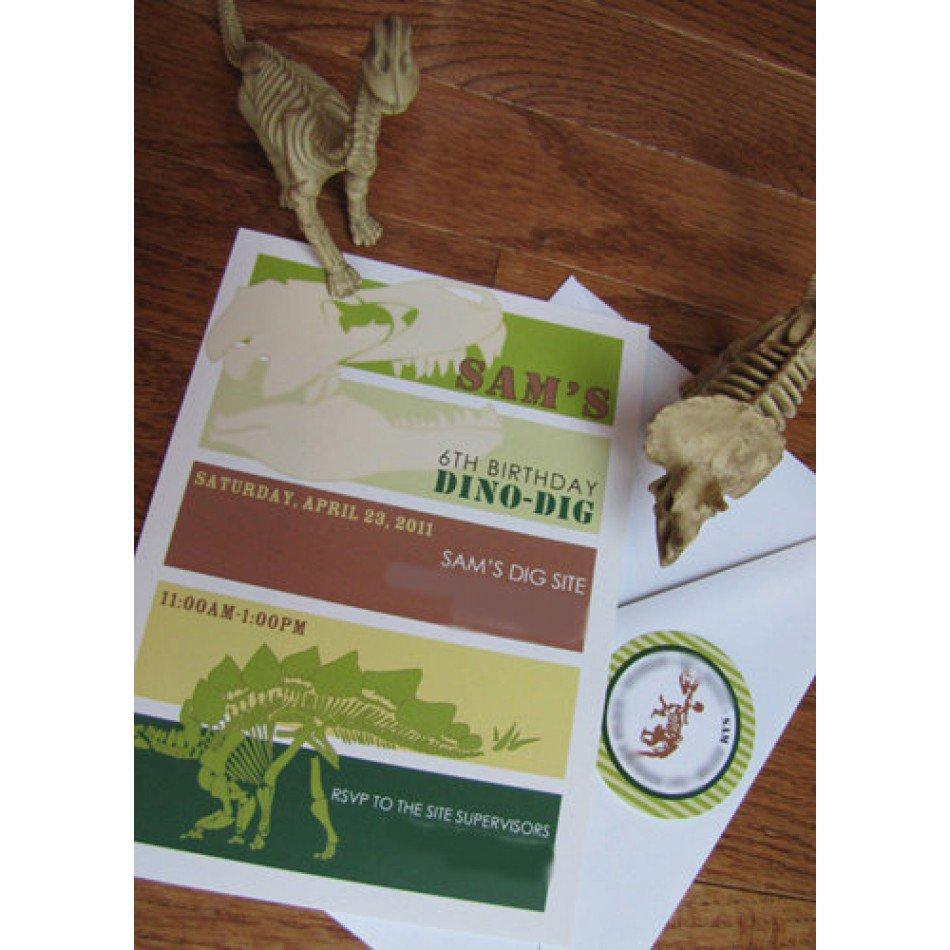 Dinosaur Birthday Printables Free