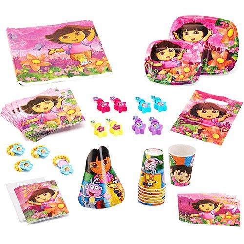 Dora The Explorer Birthday Party Supplies