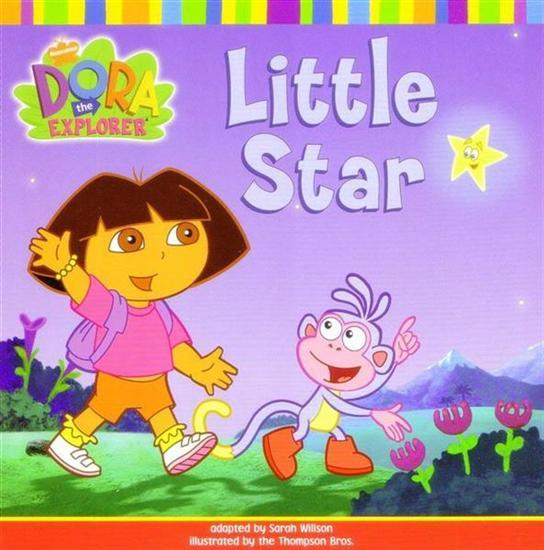 Dora The Explorer Little Star Book