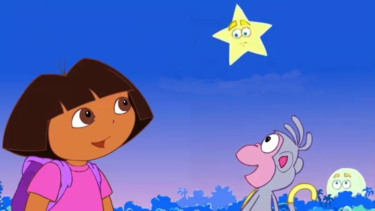 Dora The Explorer Little Star Wish