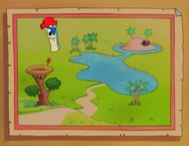 Dora The Explorer Printable Map