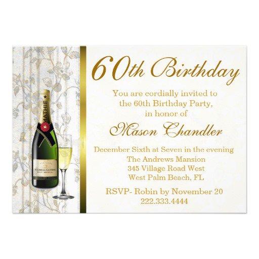 Elegant Party Invitations To Make