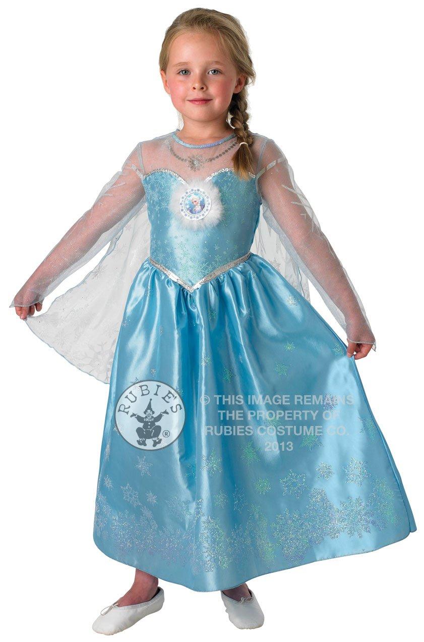 Elsa From Frozen Disney Dress