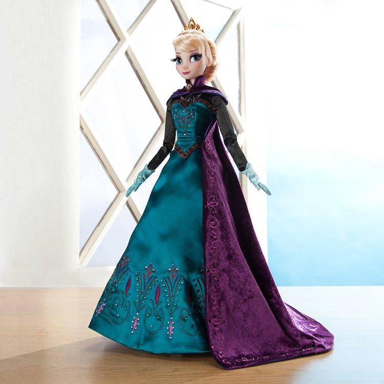 Elsa From Frozen Disney Store