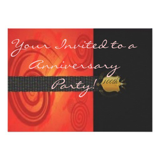 Formal Cocktail Party Invitations