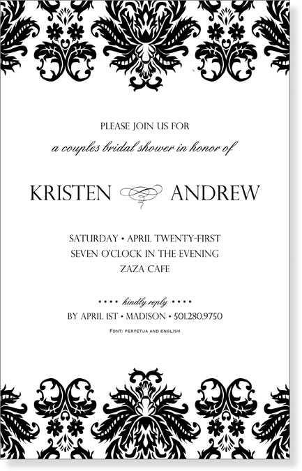Formal Corporate Invitation