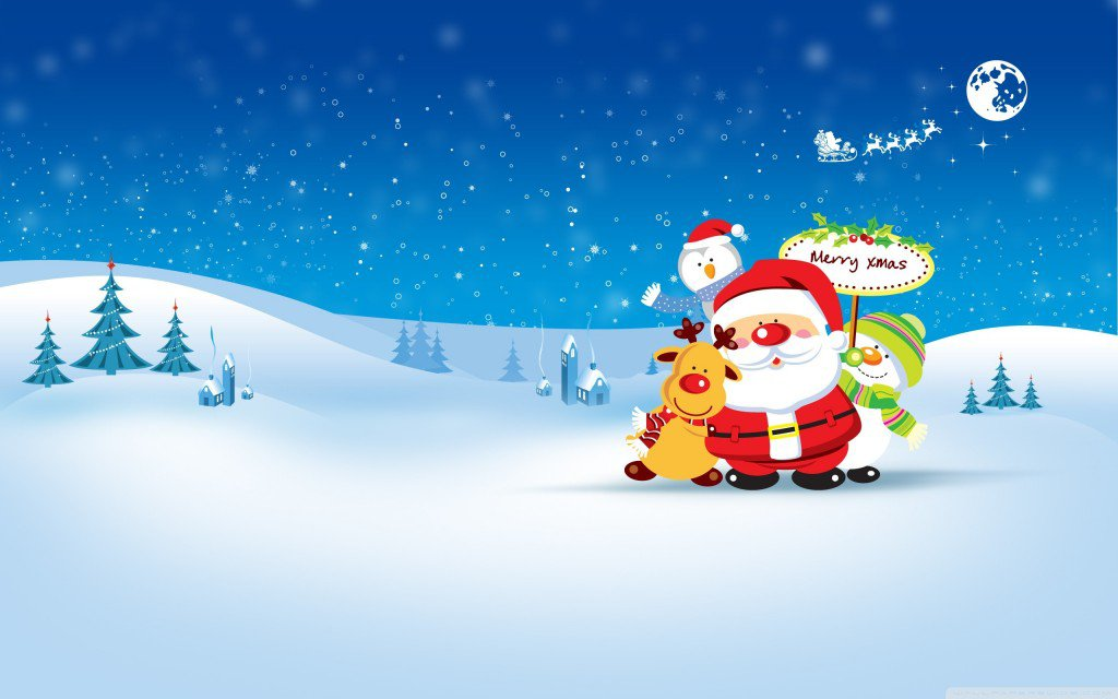 Free Christmas Powerpoint Templates Animated