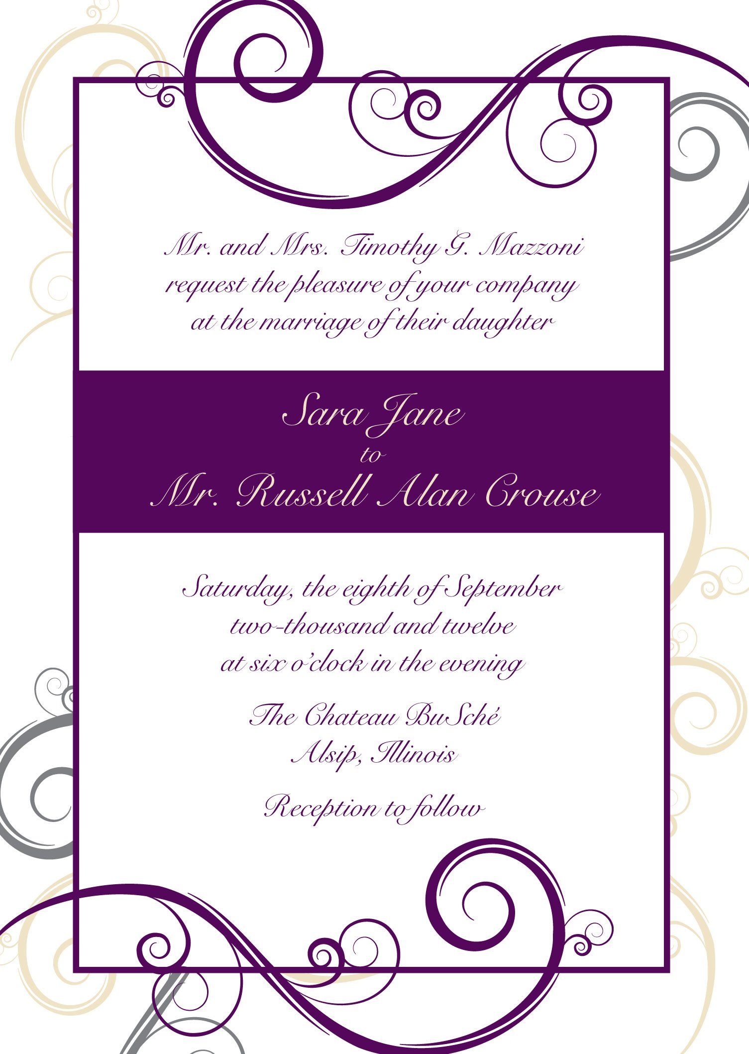 Free Design Your Own Bridal Shower Invitations
