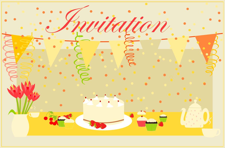 Free Invitation Card Templates Printable