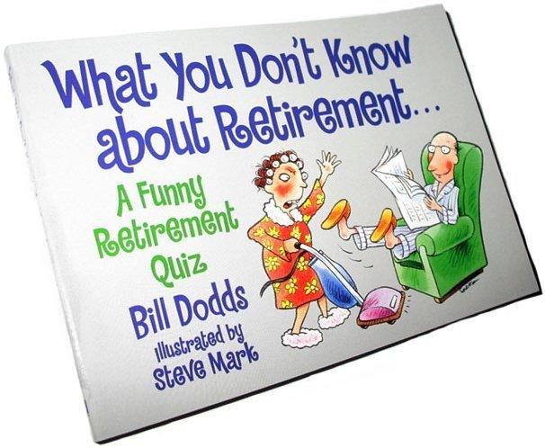 Free Printable Retirement Quiz