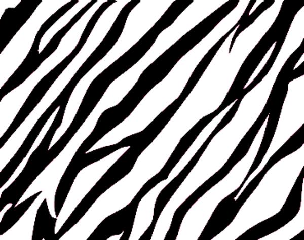 Free Printable Zebra Print