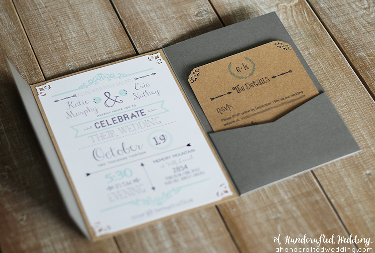 Free Wedding Invitation Template Kits