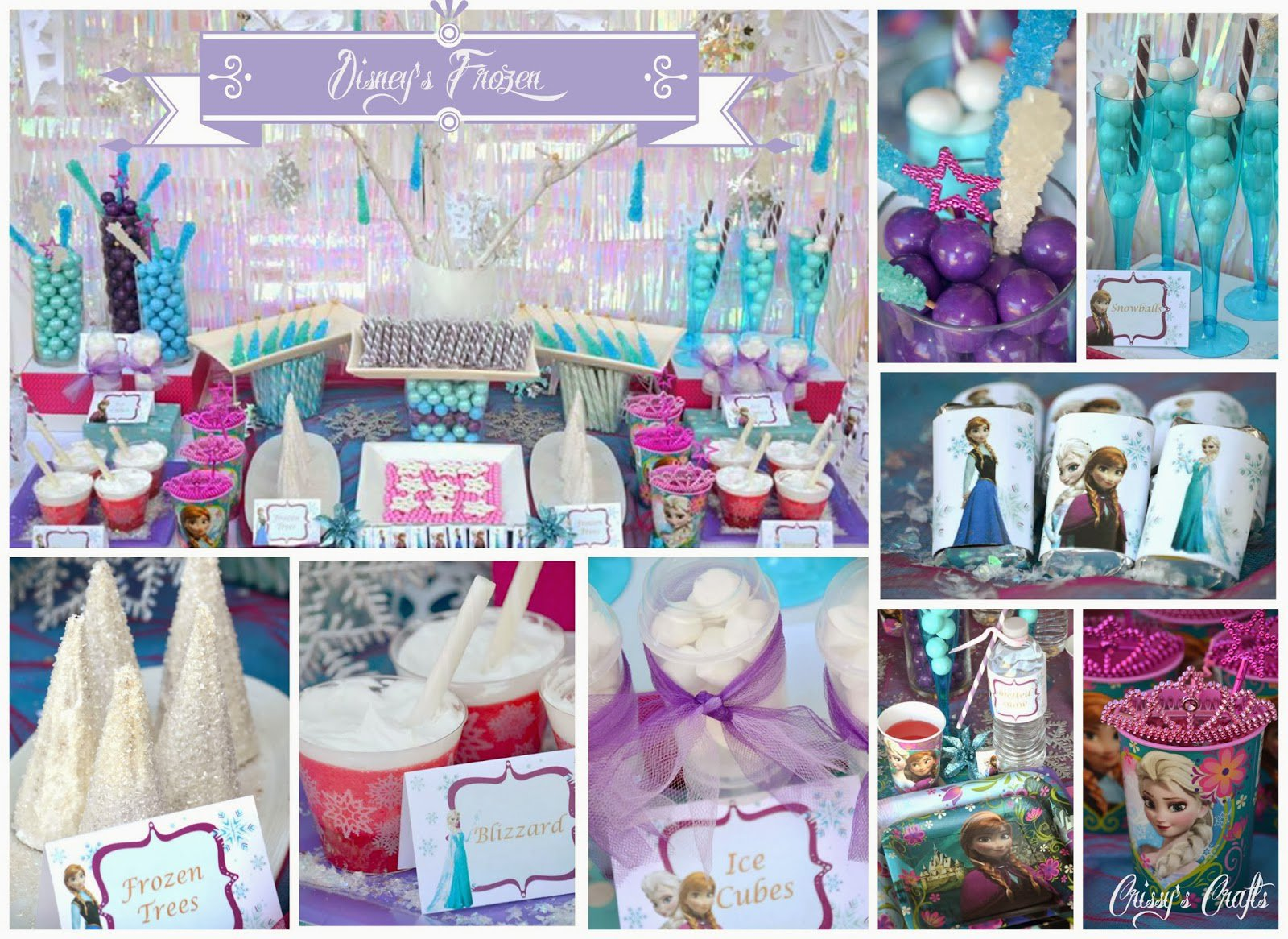 Frozen Birthday Invitations Party City