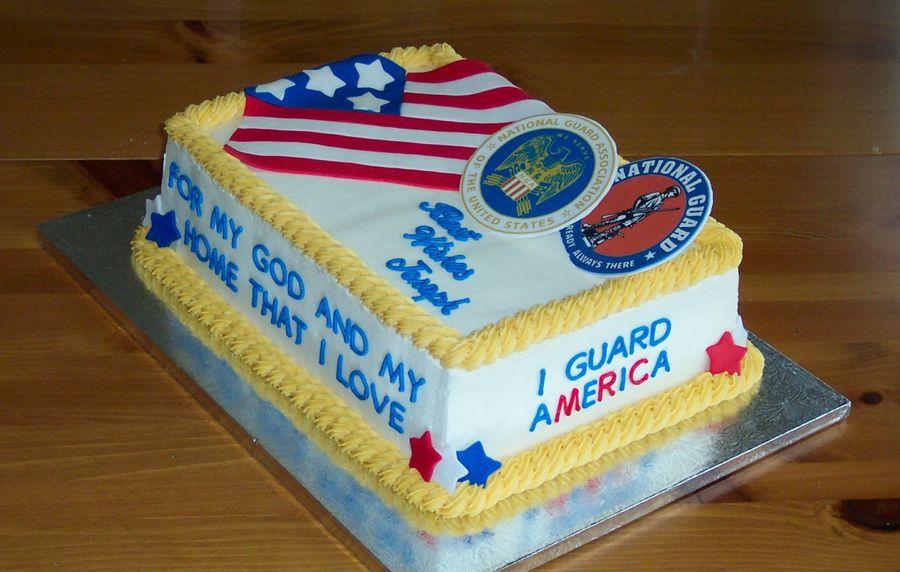 going away cake wording