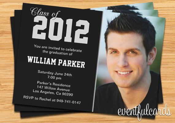Graduation Invitation Cards