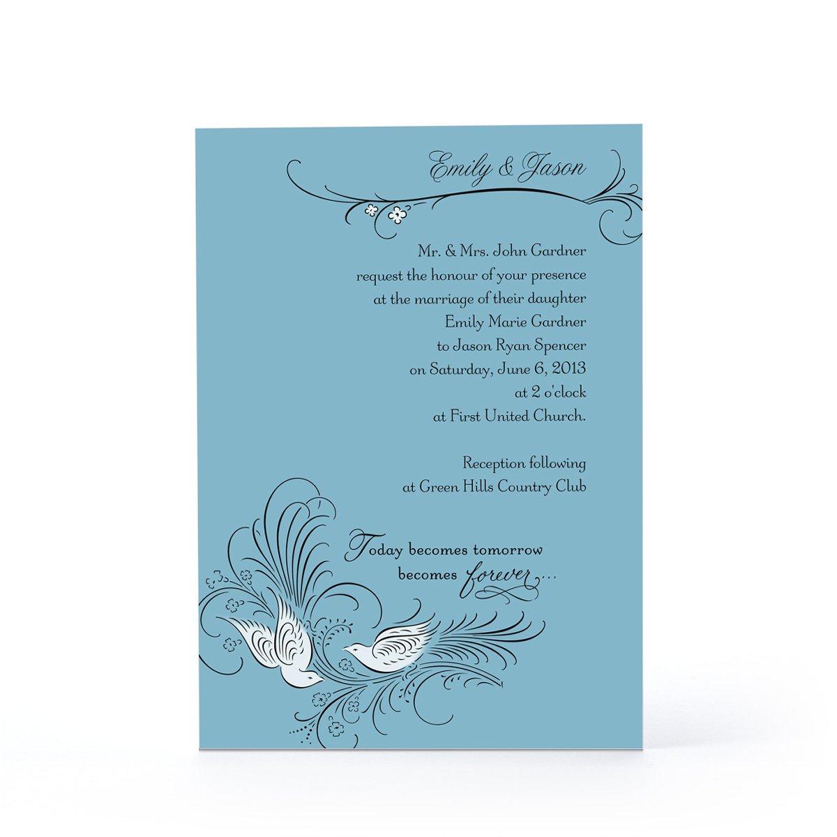 Hallmark Invitations Wedding: Hallmark Free Printable Wedding Invitation