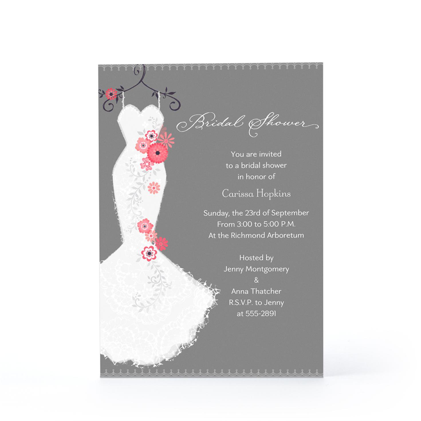 Free Bridal Shower Invitation Templates For Word U2013 Gangcraft, Printable  Invitations  Free Bridal Shower Invitation Templates For Word